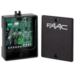 Радиоприемник 2-канальный внешний универсальный XR 868 МГц. Faac
