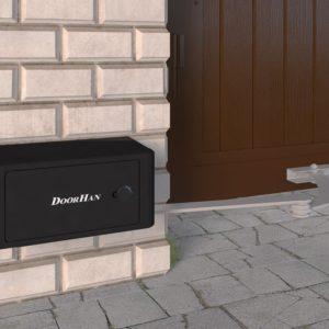 Комплект приводов DoorHan ARM-320PRO/Black, 2 пду в комплекте