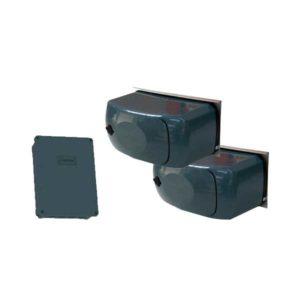 Комплект приводов для распашных ворот AN-Motors ASW4000KIT, 2 пду в комплекте