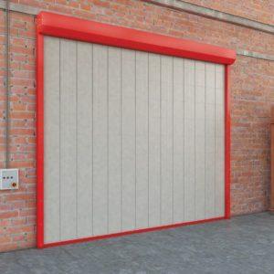 Противопожарные шторы DoorHan с классом огнестойкости E120 I60