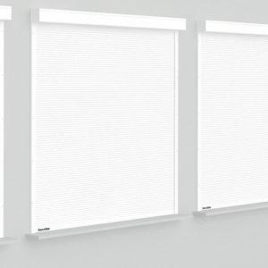 Рольставни оконные DoorHan из стального профиля RHS22