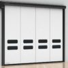 Скоростные рулонные ворота DoorHan для внутреннего использования серии SPEEDROLL SDI