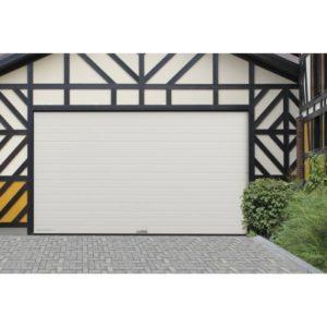 Секционные ворота на проем 3000х2135(h) белые. DoorHan YETT01