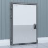 Дверь распашная DoorHan для охлаждаемых помещений серии IsoDoor IDH1