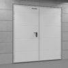 Двери DoorHan технологические двухстворчатые