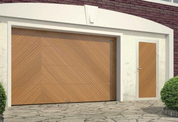 Секционные ворота DoorHan PREMIUM CLASSIC