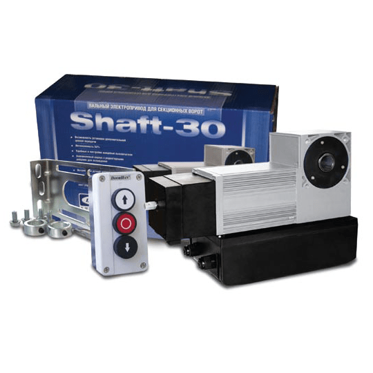Комплект привода (для влажных помещений) Shaft-30 IP65KIT, S=18м.кв.