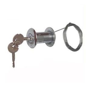Расцепитель внешний для потолочных приводов, с ключом. DoorHan