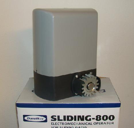 Привод DoorHan Sliding-800, вес ворот до 800кг.