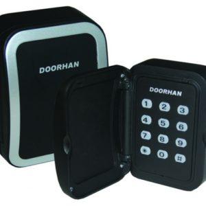 Радиокодовая клавиатура беспроводная. DoorHan