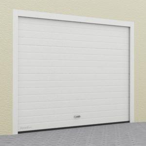 Секционные ворота на проем 3000x2035(h) белые. DoorHan YETT01S