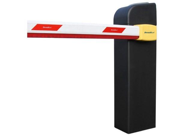 Шлагбаум BARRIER-PRO-LED-4000 (со светодиолной стрелой) 4 метра LED. DoorHan