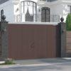 Уличные распашные ворота DoorHan серия SWG-A